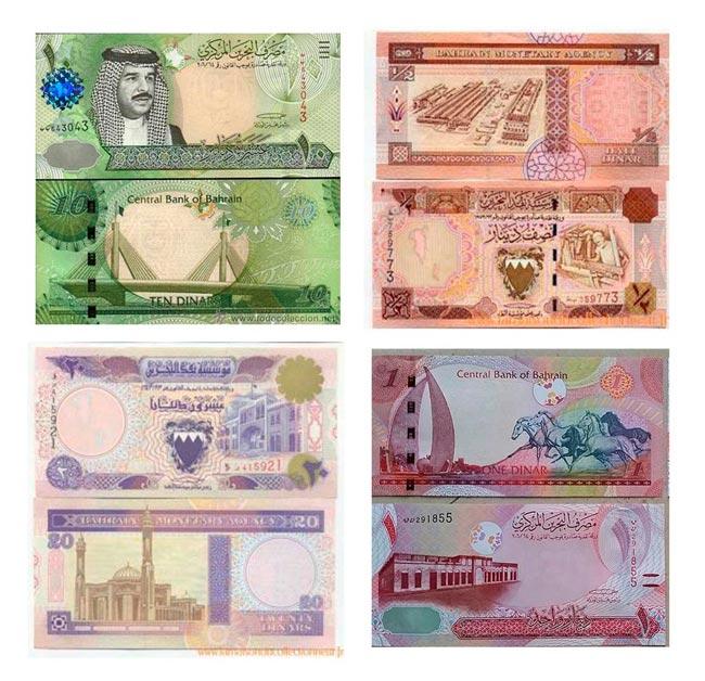 Bahraini Dinar Global Exchange Jamaica